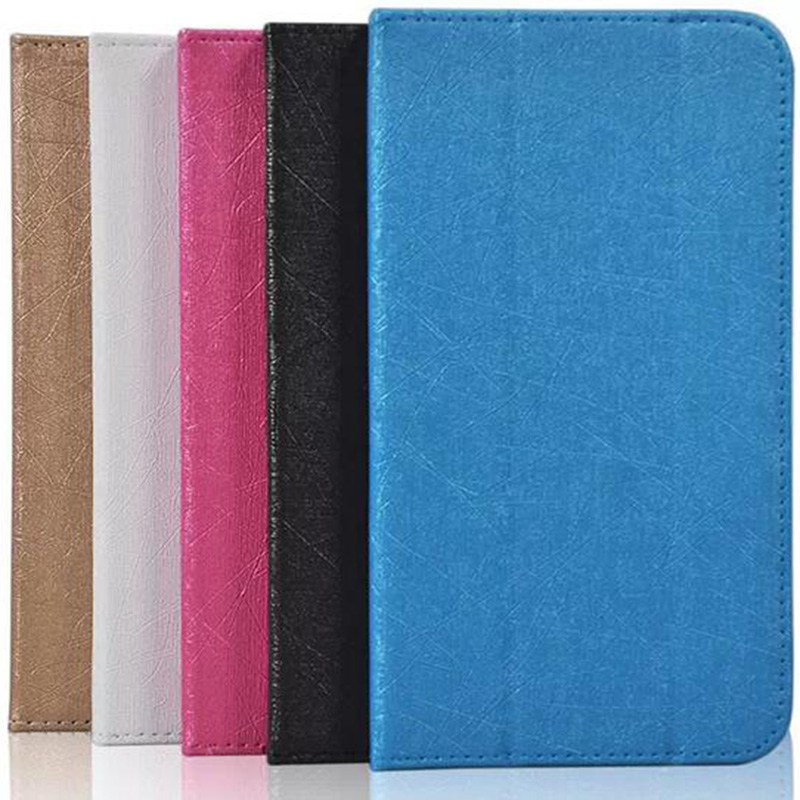 """10pcs 3-Folder Magnetic Folio Stand Smart Silk Print Pattern PU Leather Cases Cover For HP Slate 7 Voice Tab 7.0 7"""" 7inch Tablet(China (Mainland))"""