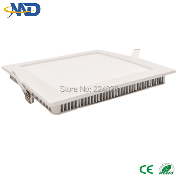 High quality 4w 2835 smd led panel light 360lm 12v solar 3 years warranty include power supply led panel light 4w square(China (Mainland))