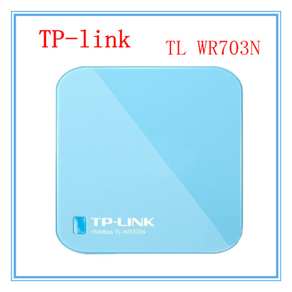 Portable Mini Tp link TL WR703N 150M WiFi Wireless 3G Router Pocket-size Wifi(China (Mainland))