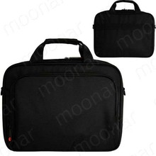 Free Shipping Black 14\'\' 14 Inch Laptop Bag, Notebook Bag, Portable Canvas Bags for Notebook Handbag(China (Mainland))