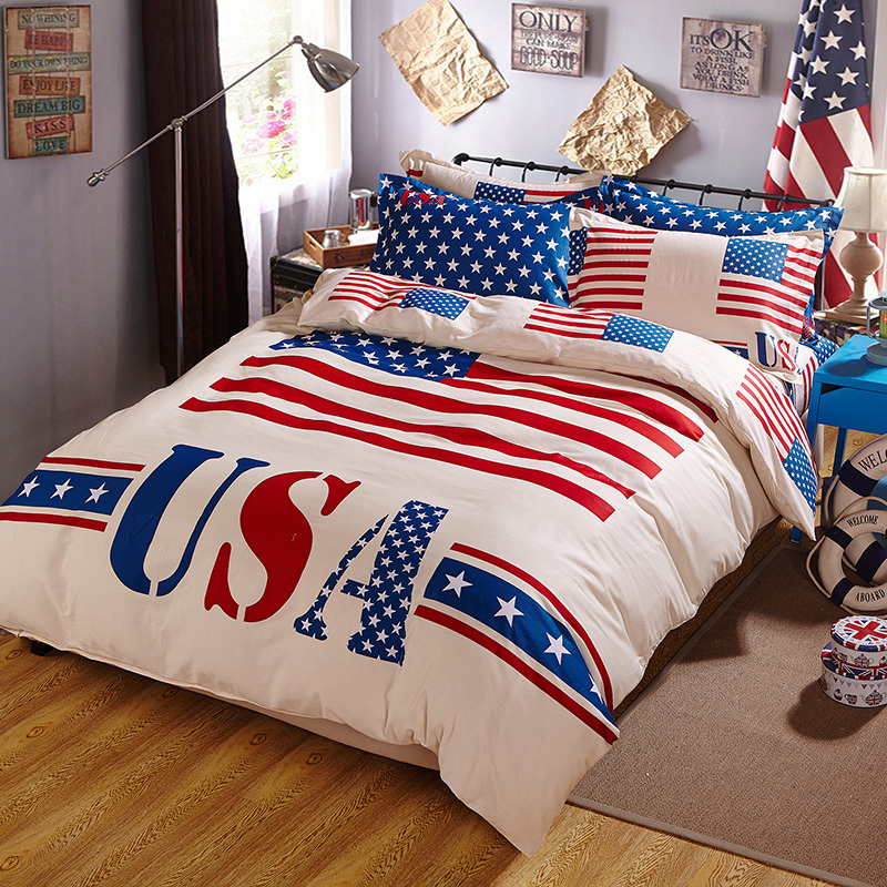 Desinger Fashion Bedding Set Bed Linens Girls Teen Boys