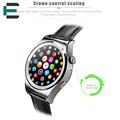 Smart wrist Watch MTK2502C heart rate monitor Magic Knob Smartwatch For iphone Xiaomi Lenovo Meizu VS