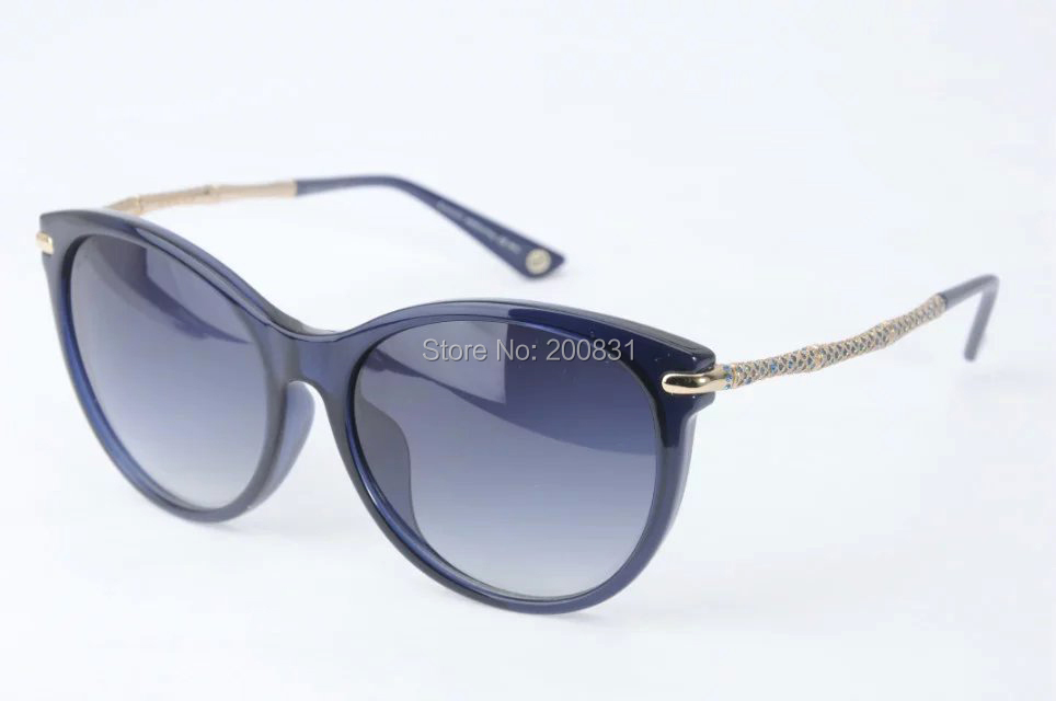 Фотография DHL Free 2016 Oculos New Vintage Sunglasses Women 3777 With Alloy Frame Oval Lens Gafas De Sol With Logo And Box