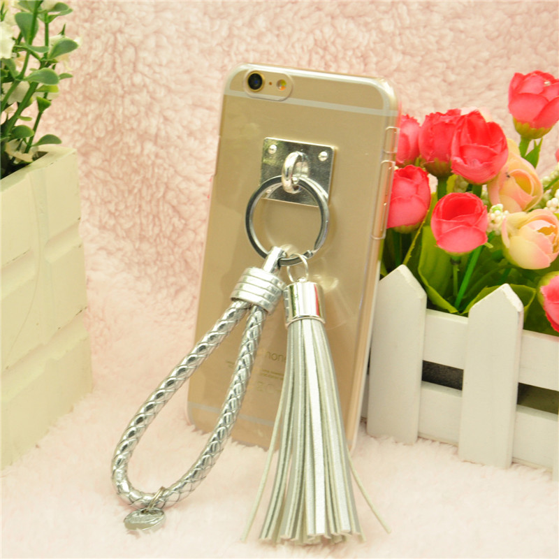 2015 New Luxury Phone Case Cover for Samsung Galaxy A7/A8 Case Metal Ribbon Fashion Tassel Plastic Hard Housing China Style(China (Mainland))