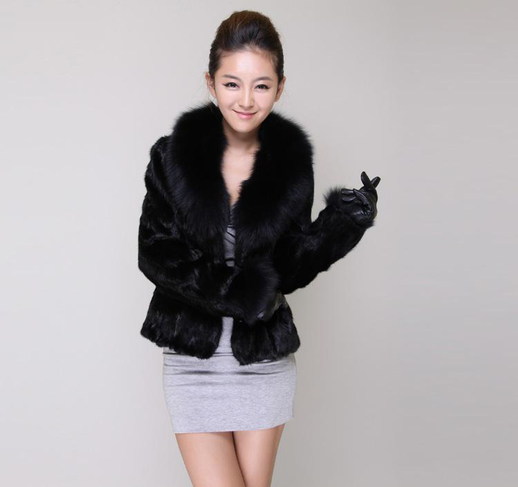 Compare Prices on Short Black Mink Coat Faux- Online Shopping/Buy