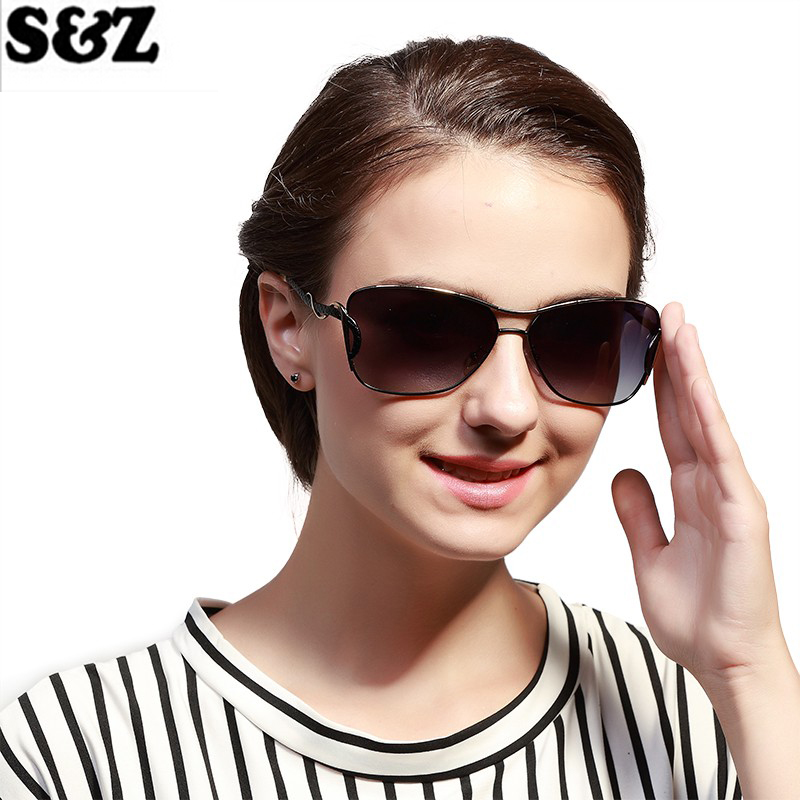 Fashion Gergous Polariziong Sunglasses Women OEM Designer Women's Sunglass Glasses Summer Big Size Shade UV400 Mirror Glasses(China (Mainland))