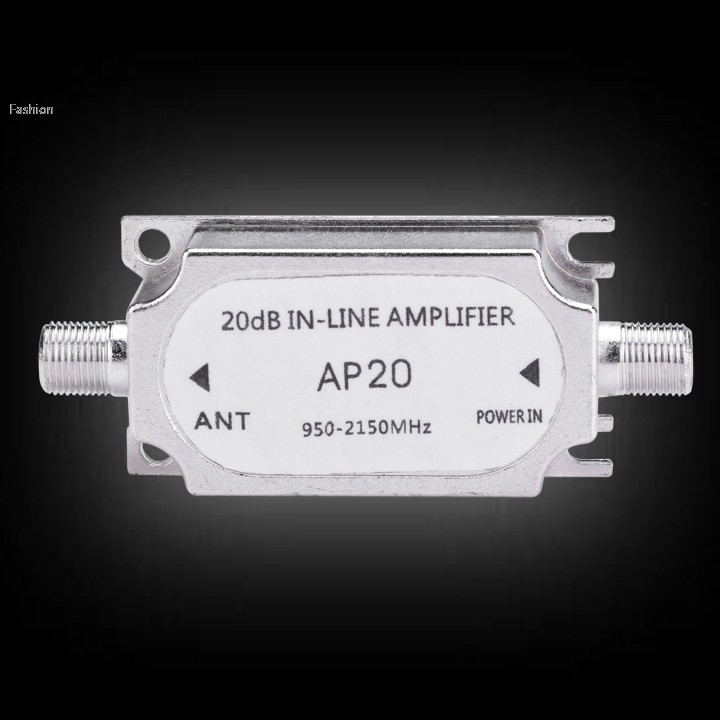 Hot Selling Satellite TV Signal Amplifier TV Signal Amplification Of 20 DB 38(China (Mainland))