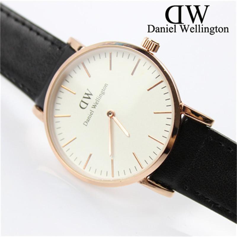Men Watches Top Brand Luxury Quartz Watch Fashion Genuine Leather Watches Men Watch relogios masculinos reloj