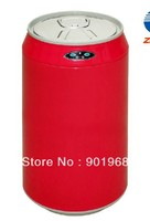 Tin Can shape 9L infrared automatic touchless sensor dustbin waste bin