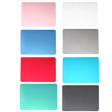"""For MacBook Air 11"""" 8 Ultra Thin Matte Hard Shell Case with Soft Silicone Keyboard Protective Cover Durable Colours Available(China (Mainland))"""