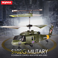 Syma S102G S108G S109G S111G RC Attack Helicopter 3CH Gyro LED Indoor Shatterproof Radio Remote Control