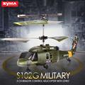 Syma S102G S108G S109G S111G RC Attack Helicopter 3CH Gyro LED Indoor Shatterproof Radio Remote Control