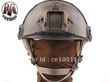 EMERSON FAST Military Helmet-MH TYPE Custom Made  lightweight crash Helmet/paratroopers Helmet/riding Helmet