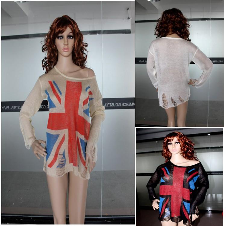 Женский пуловер TQ