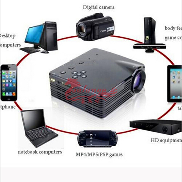 2015 best selling full hd 3d led pico projector hologram for Best portable projector for iphone