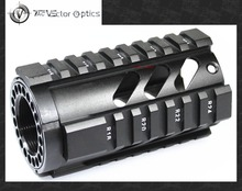 Buy Vector Optics Tactical T-Series 4 inch AR Pistol Free Float Handguard Quad Rail Mount System fit Real.223 5.56mm M4 for $34.90 in AliExpress store