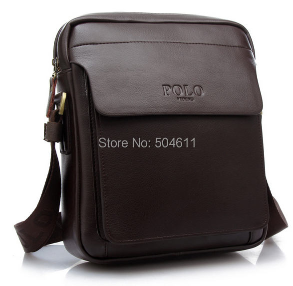 Free shipping Male shoulder bag,men handbags,business bag,TOP Genuine Leather men bag,fashion husband women men messenger bag 90