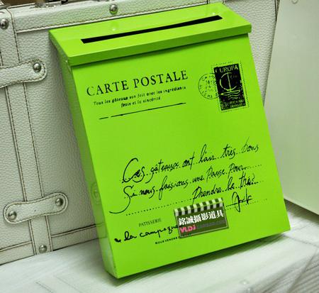 Am ricain bo te aux lettres promotion achetez des for Exterieur creative box