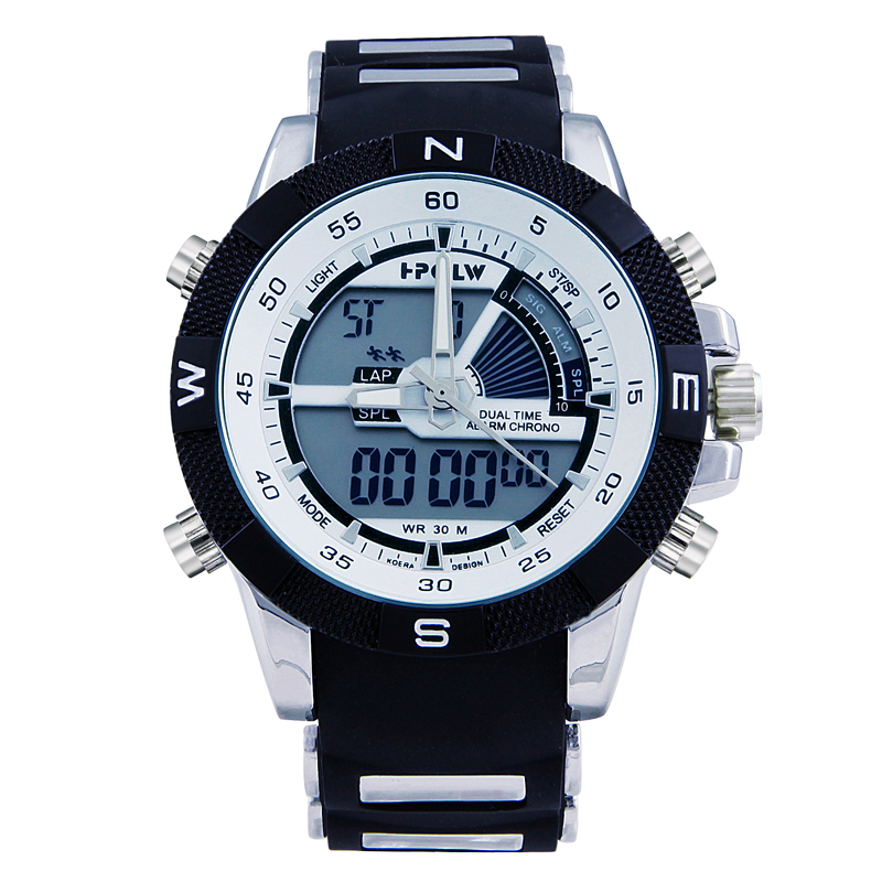 multi function digital led quartz water resistant