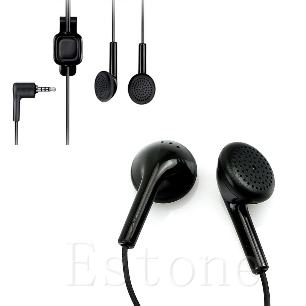 earphone Headphones Metal handsfree Headset 2.5mm Earbuds For Nokia WH-101 HS-105 2680 6500 E71 E66 Nova 6220 5000 7210<br><br>Aliexpress