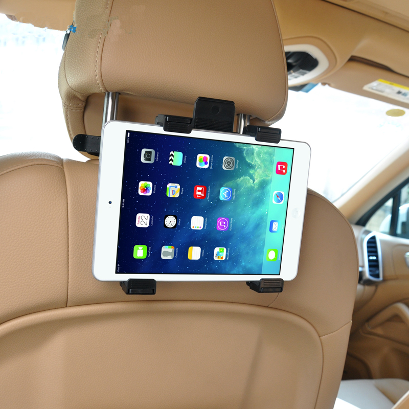 universal tablet car holder car tablet holder back seat soporte tablet support for android tablet ipad mini(China (Mainland))