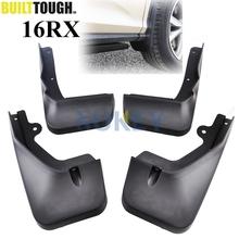 Buy Set Molded Mud Flaps 2016 2017 LEXUS RX RX350 RX450h RX200T Mudflaps Splash Guards Front Rear Mud Flap Mudguards Fender for $37.19 in AliExpress store