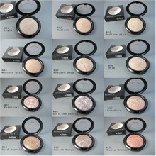 2015 Makeup 12Color MINERALIZE SKINFINISH Face Cake Powder Foundation 10g(China (Mainland))