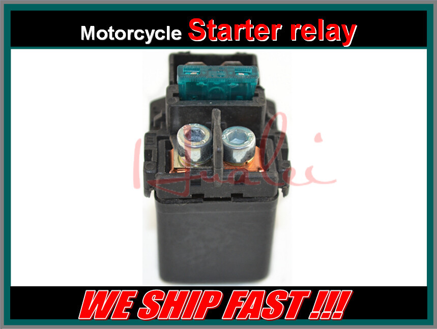 Free Shipping Motorcycle Electrical Parts Starter Solenoid Relay For HONDA CB600 CB 600 2004 2006