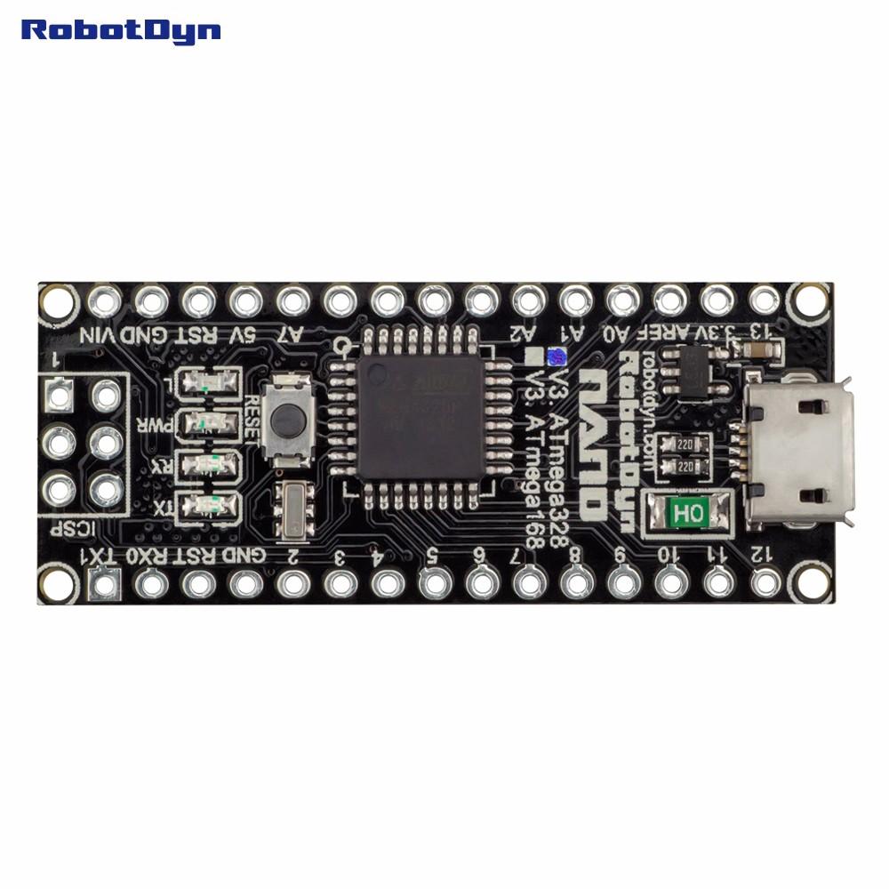 Преобразователь V3 ATmega328/CH340G, USB, . Arduino Nano V3.0