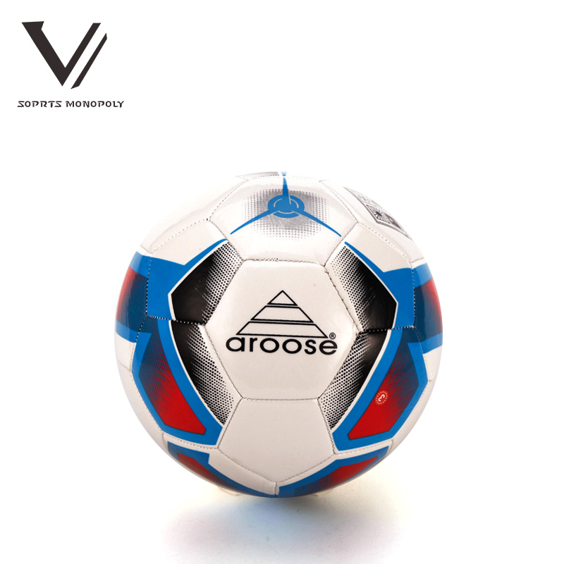 2016 High Quality Aroose Brand Size 4 PU Soccer Ball Primary And Middle School Students Training Equipment Football Ball 681(China (Mainland))