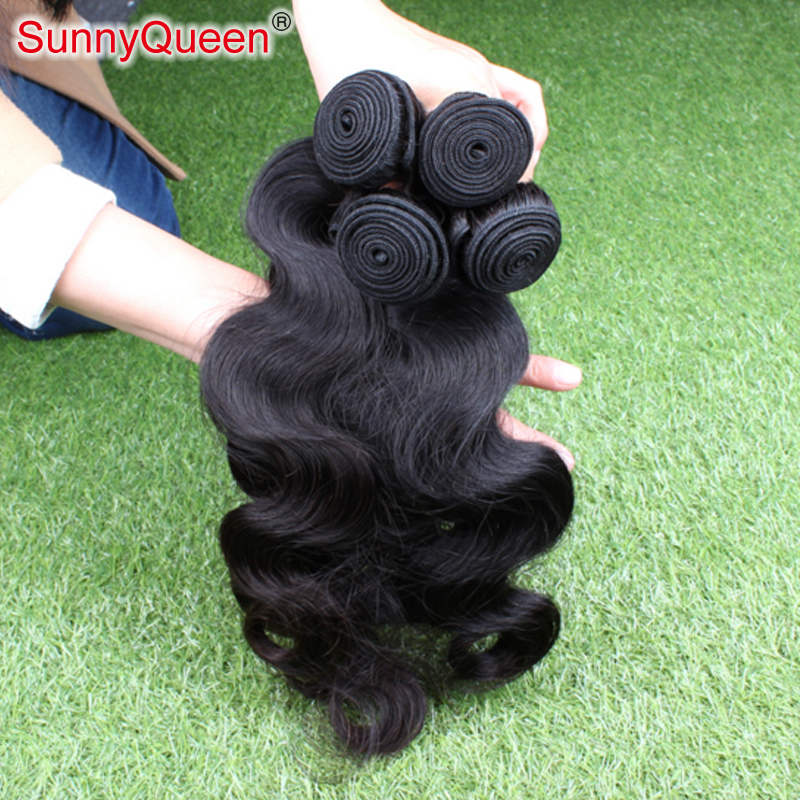 Best Quality 7A Grade 4Pcs Brazilian Virgin Hair Body Wave Wet And Wavy Virgin Brazilian Hair Weave Bundles Brazillian Body Wave