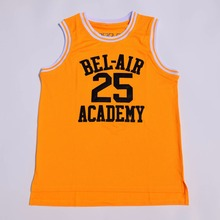 2016 New Banks Number 25 Color Yellow Good Quality Basketball Jersey For Free Shipping(China (Mainland))