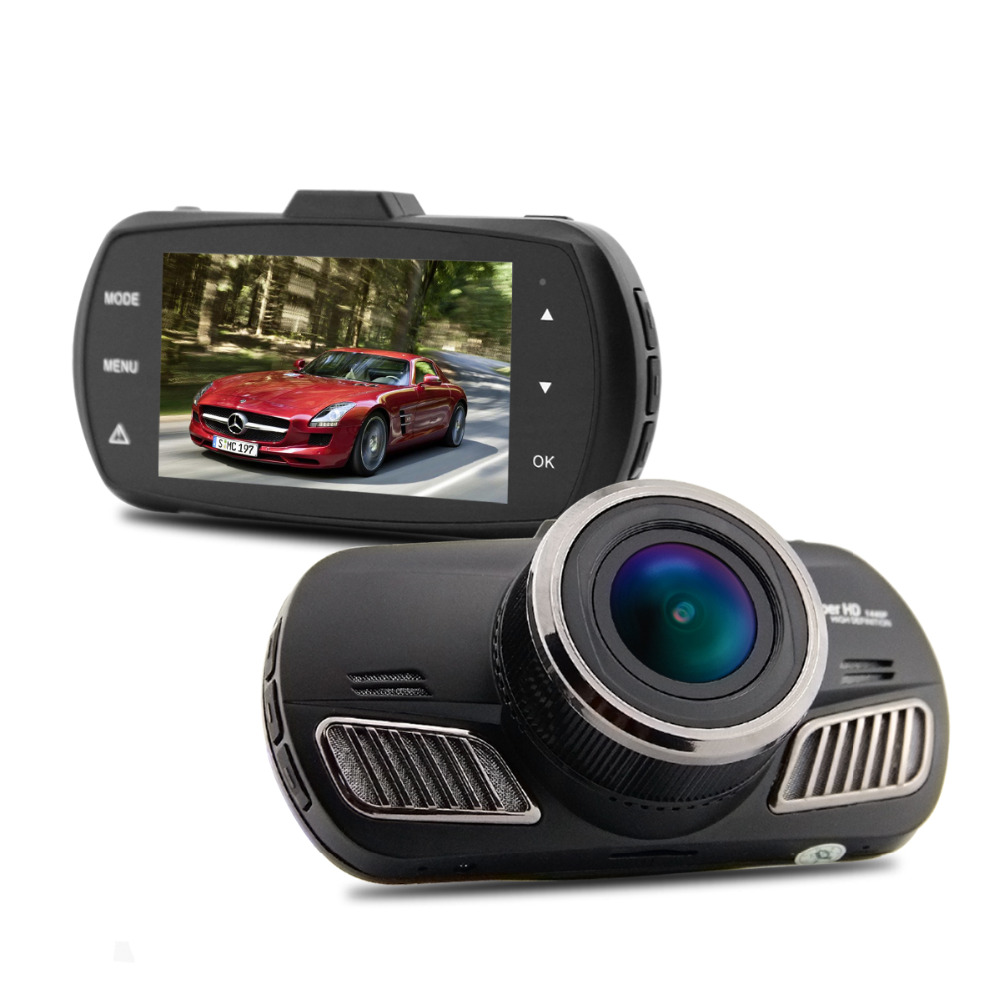 Original Ambarella A12 Car DVR Full HD 1440P Car Camera Recorder with 32GB SD Motion Detection