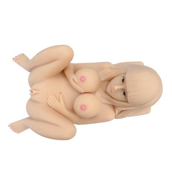 Boneka Full Body (Full Slikon Tekuk) Alat Sex Toys pria