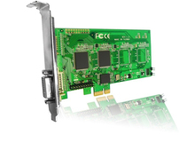 Four AV acquisition card network broadcast multimedia video card PCI-E acquisition card