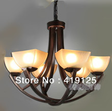 Free shipping supernova sale Europe type lamps and lanterns type lamp, wrought iron branches (China (Mainland))
