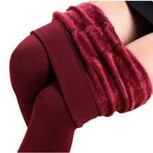 S-XL Winter Trend Knitting Women Leggings Winter High Elastic Thicken Lady's Leggings Warm Pants Skinny Pants For Women(China (Mainland))