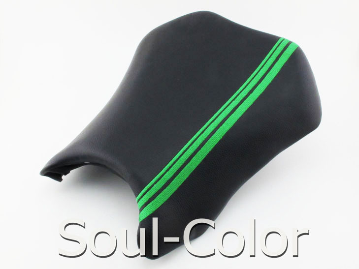 New front Pillion Passenger Embroidery Seat For Kawasaki ninja250 2008 2009 2010 2011 ninja 250 08-11<br><br>Aliexpress