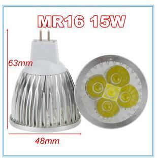 CREE Dimmable led bulbs MR16 12V GU5.3 110V 220V 9W 12W 15W LED Bulb Lamp MR 16 spot Light Spotlight LED lights downlight(China (Mainland))