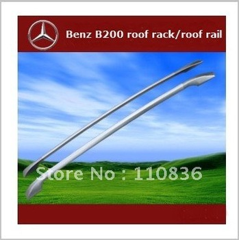 Free shipping!Aluminum roof rack /roof rail for BENZ B200  ,car auto accessories, OE style
