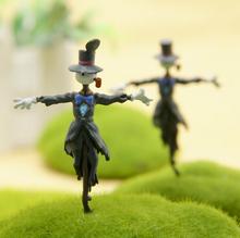 Studio Ghibli ходячий Замок Хаула Kabu Какаши ПВХ Фигурку DIY Миядзаки Аниме Цифры Игрушки Коллекция Модель для Детей Q085