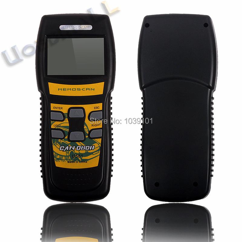 Memo U581 Scanner Live Data OBD2 Code Reader CAN OBDII EOBDII Diagnostic Scan Tool<br><br>Aliexpress
