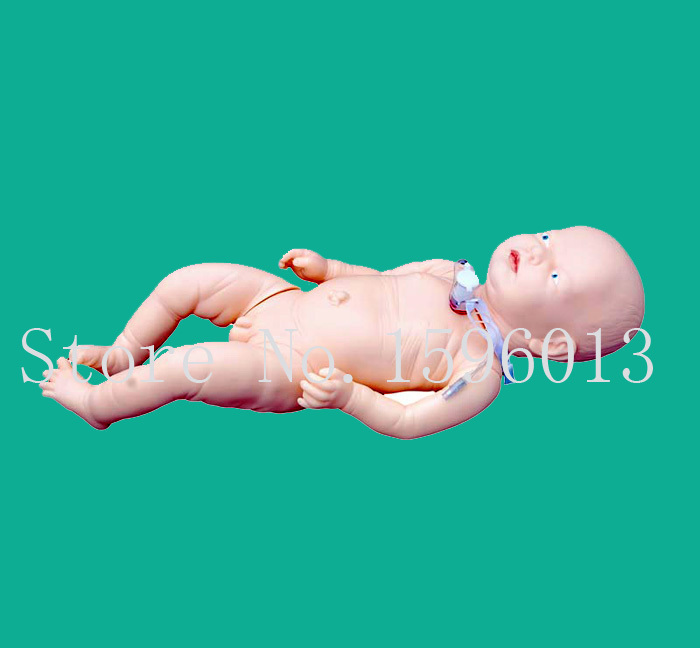 Advanced Infant/child Tracheostomy Care Model, children tracheotomy nursing model(China (Mainland))