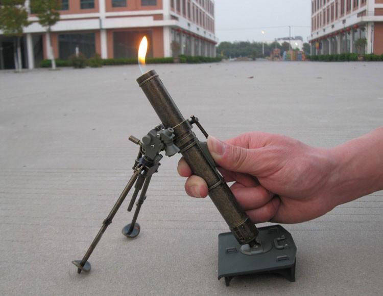 ถูก ทหารผู้ที่ชื่นชอบA28ปูนการสร้างแบบจำลองขนาดเล็กทหารรุ่นไฟแช็คแก๊สนิวเมติกประเภท