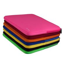 "LSS Portable Zipper Soft Sleeve Case Bag Notebook Cover Light Weight Durable Anti-scratch for MacBook Air Pro Retina 14"" Laptop(China (Mainland))"