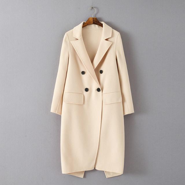 Пальто Бежевое Купить