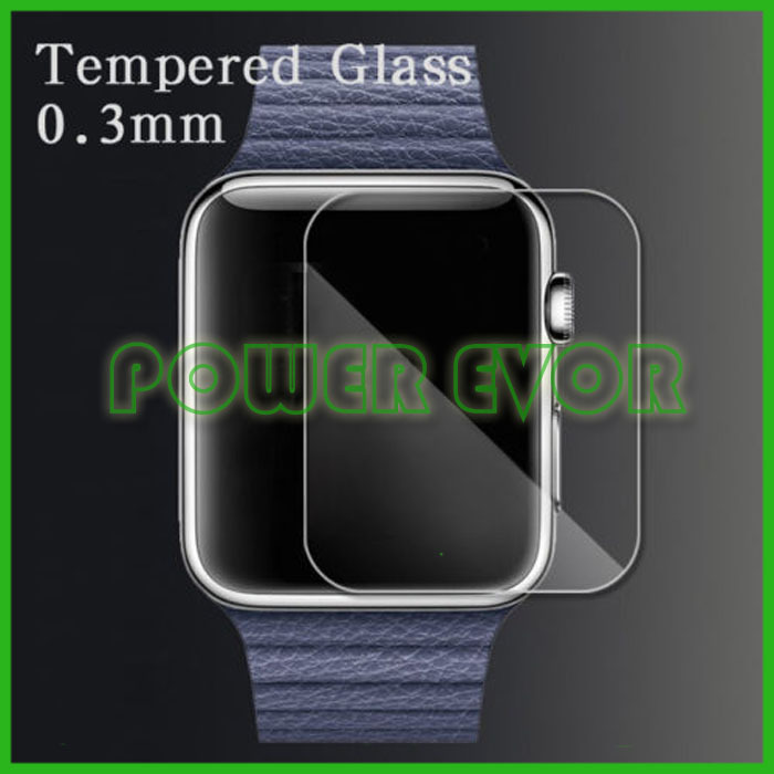 For Apple iwatch 9H 0.2mm HD Tempered Glass Protective Screen Steel film 38MM & 42MM With Retail Package Free Shipping By DHL(China (Mainland))
