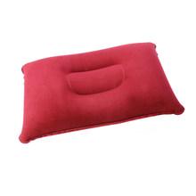Urijk inflável em forma de u travesseiros viagem ao ar livre portátil travesseiro neckrest viagem dobrável lento rebote trem avião viagem escritório(China)
