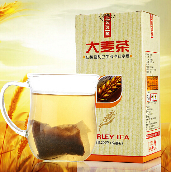 Hot Oriental coffee Barley tea Herbal Tea Original flower tea Baking tea 200g Free shipping