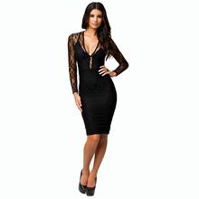 Fashion Women Sexy Black